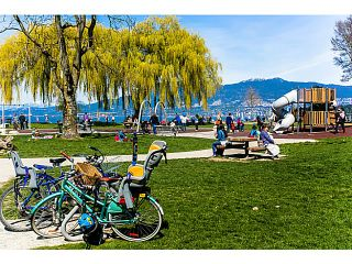 Photo 15: KITS POINT in Vancouver: Kitsilano Condo for sale (Vancouver West)  : MLS®# V1057932