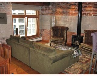 """Photo 2: 518 BEATTY Street in Vancouver: Downtown VW Condo for sale in """"STUDIO 518 BEATTY"""" (Vancouver West)  : MLS®# V634841"""