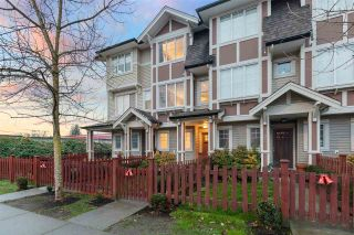 """Photo 1: 25 10151 240 Street in Maple Ridge: Albion Townhouse for sale in """"Albion Station"""" : MLS®# R2522553"""