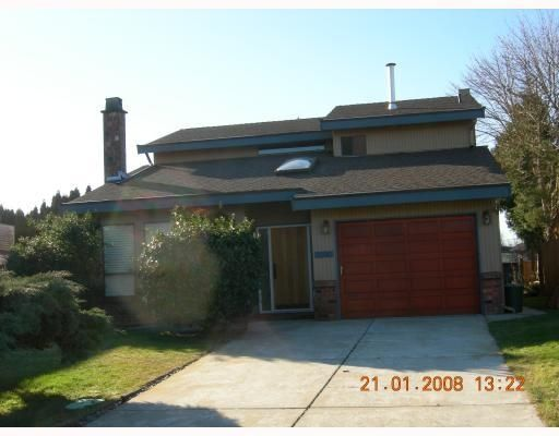 Main Photo: 10591 HOLLYMOUNT DR, in Richmond: Steveston North House for sale : MLS®# V772083