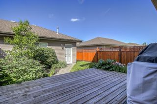 Photo 34: 161 Chaparral Valley Drive SE in Calgary: Chaparral Semi Detached for sale : MLS®# A1124352