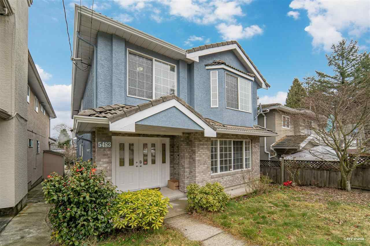 Main Photo: 5483 DOMINION Street in Burnaby: Central BN House for sale (Burnaby North)  : MLS®# R2546840