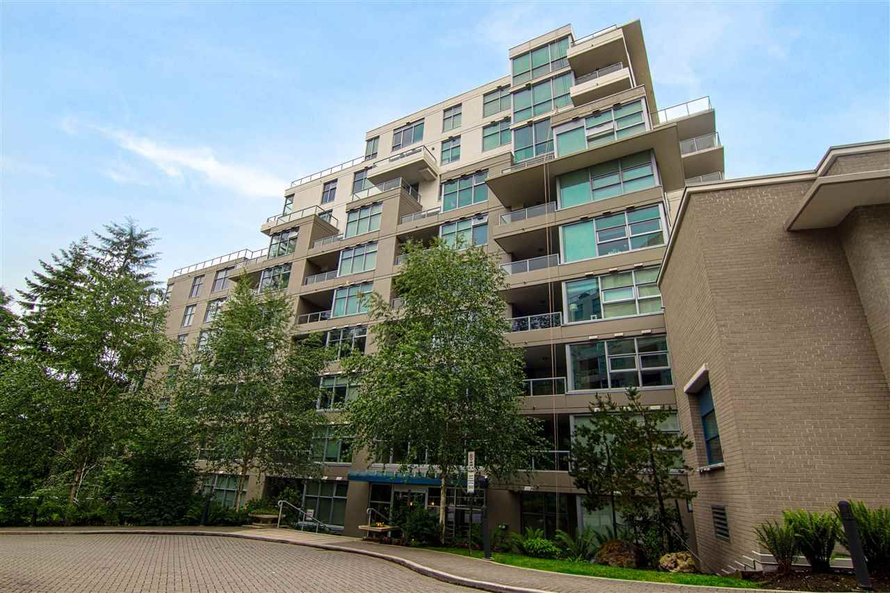 Main Photo: 702 9262 UNIVERSITY CRESCENT in Burnaby: Simon Fraser Univer. Condo for sale (Burnaby North)  : MLS®# R2178516