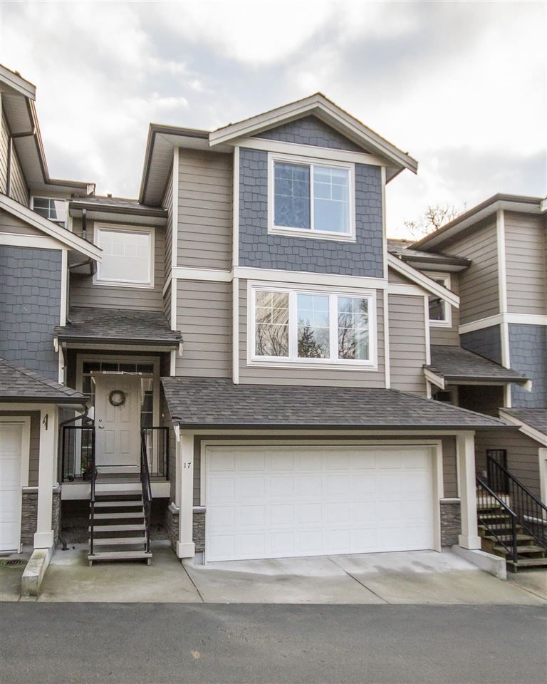 FEATURED LISTING: 17 - 11384 BURNETT Street Maple Ridge