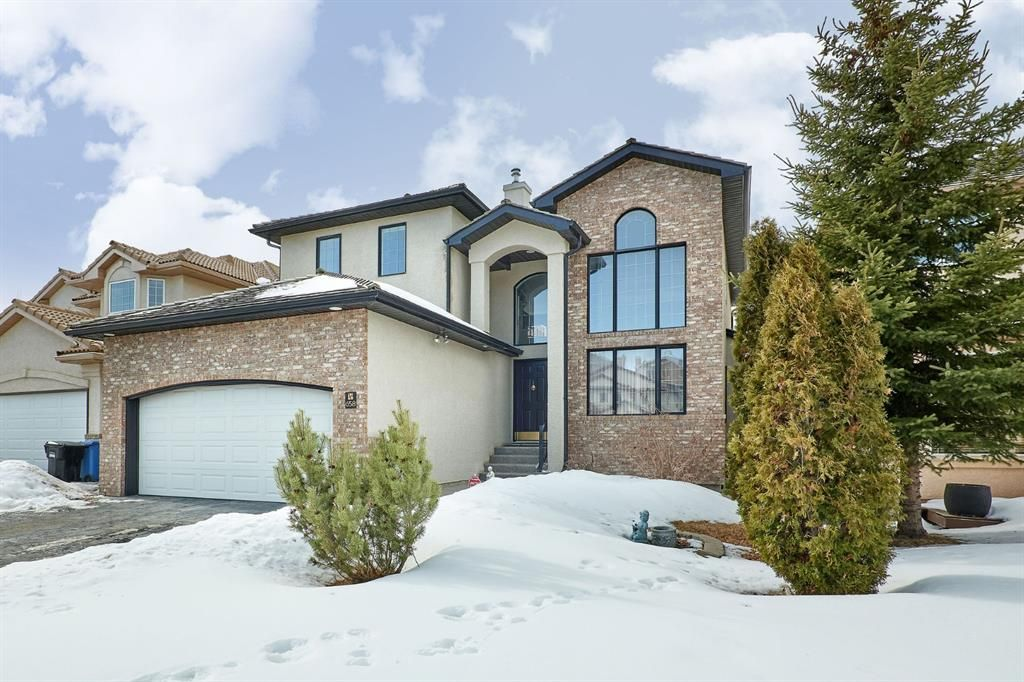 Main Photo: 658 Arbour Lake Drive NW in Calgary: Arbour Lake Detached for sale : MLS®# A1084931