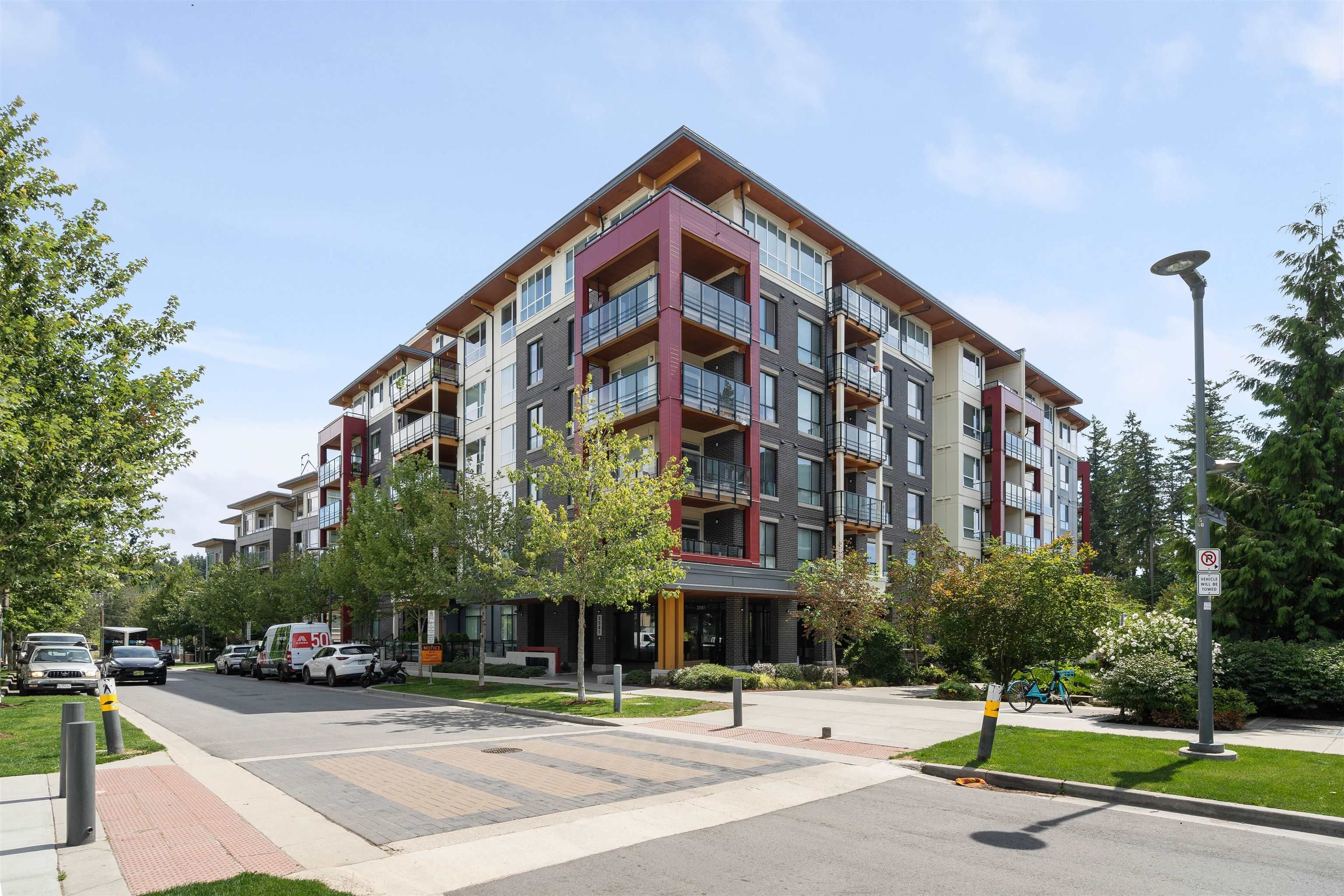 """Main Photo: 108 3581 ROSS Drive in Vancouver: University VW Condo for sale in """"Virtuoso"""" (Vancouver West)  : MLS®# R2609138"""