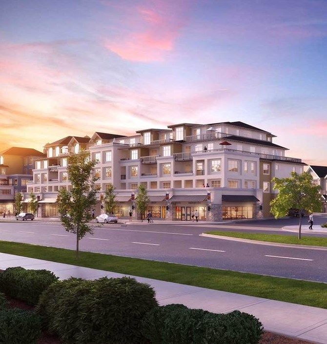 "Main Photo: B325 20487 65 Avenue in Langley: Willoughby Heights Condo for sale in ""Township Commons"" : MLS®# R2548848"