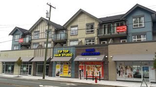 "Photo 1: 200 32059 HILLCREST Avenue in Abbotsford: Abbotsford West Townhouse for sale in ""Cedar Park Plaza"" : MLS®# R2052278"