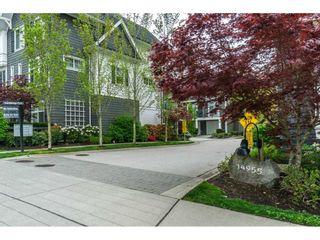 "Photo 1: 12 14955 60 Avenue in Surrey: Sullivan Station Townhouse for sale in ""Cambridge Park"" : MLS®# R2263238"