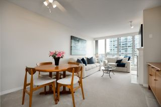 """Photo 3: 505 108 E 14TH Street in North Vancouver: Central Lonsdale Condo for sale in """"The Piermont"""" : MLS®# R2558448"""
