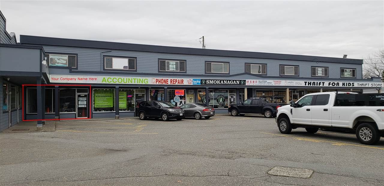 Main Photo: 20281 56 TH AVENUE: Office for lease in Langley: MLS®# C8035185