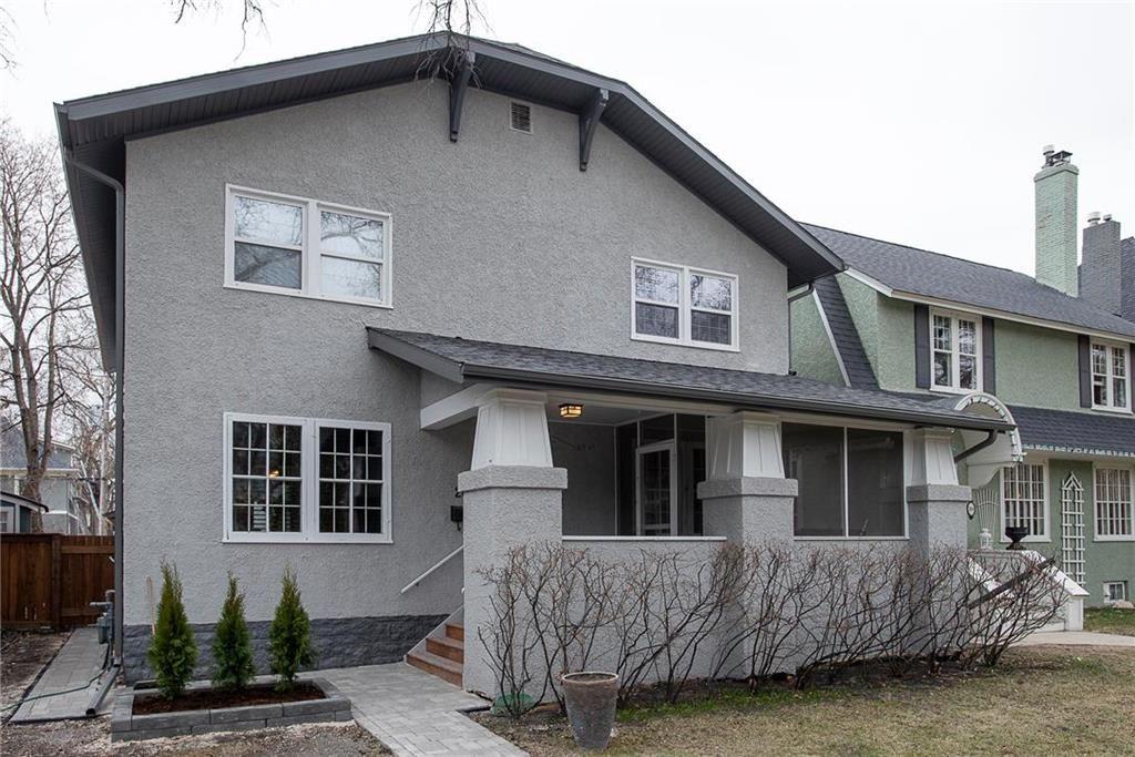 Main Photo: 202 Oak Street in Winnipeg: River Heights North Residential for sale (1C)  : MLS®# 202109426
