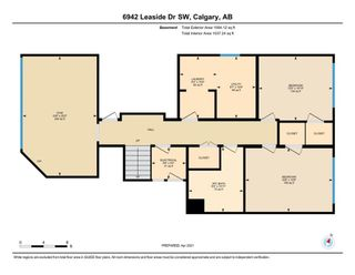 Photo 46: 6942 Leaside Drive SW in Calgary: Lakeview Detached for sale : MLS®# A1091041