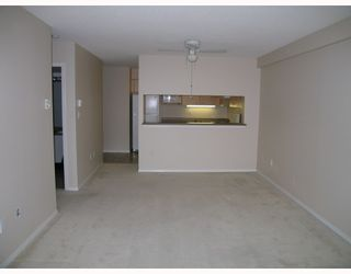 "Photo 3: 606 1148 HEFFLEY Crescent in Coquitlam: North Coquitlam Condo for sale in ""THE CENTURA"" : MLS®# V795561"
