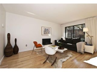 """Photo 8: 105 1299 W 7TH Avenue in Vancouver: Fairview VW Condo for sale in """"MARBELLA"""" (Vancouver West)  : MLS®# V935816"""