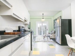 Photo 7: 164 Munro Street in Toronto: South Riverdale House (2-Storey) for sale (Toronto E01)  : MLS®# E4092812