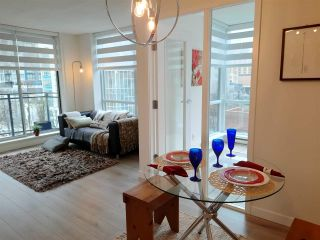 """Photo 4: 617 1082 SEYMOUR Street in Vancouver: Downtown VW Condo for sale in """"Freesia"""" (Vancouver West)  : MLS®# R2533944"""