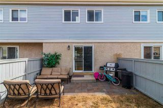 Photo 38: 21 2030 BRENTWOOD Boulevard: Sherwood Park Townhouse for sale : MLS®# E4237328