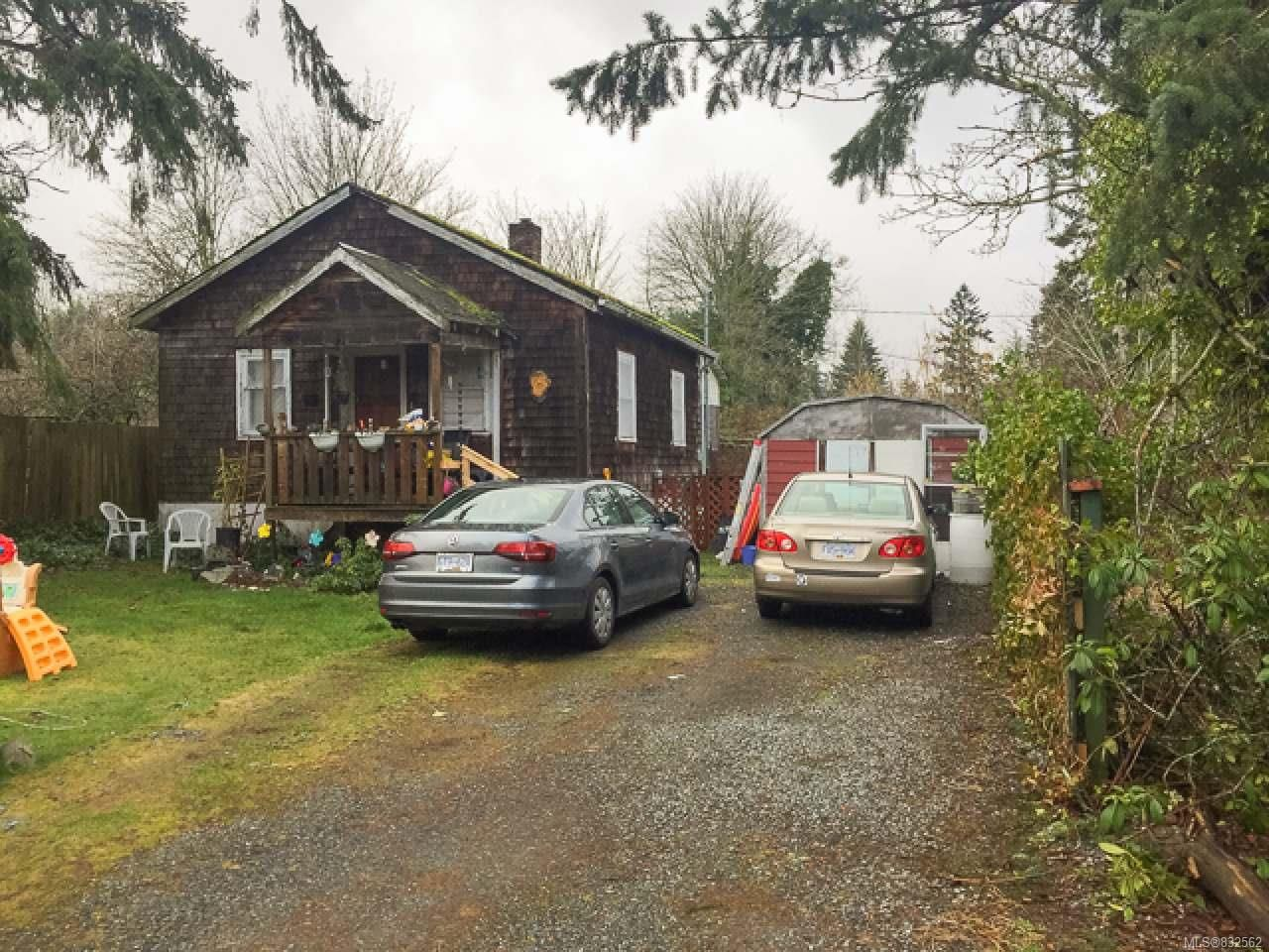 Main Photo: 2261 East Wellington Rd in NANAIMO: Na South Jingle Pot House for sale (Nanaimo)  : MLS®# 832562