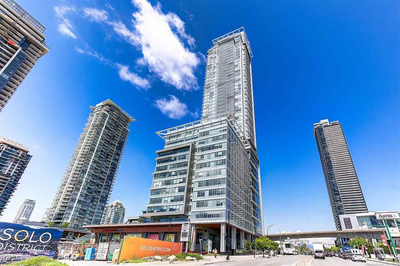 Main Photo: 4504 - 4485 SKYLINE DR in BURNABY: Brentwood Park Condo for sale (Burnaby North)  : MLS®# R2580735