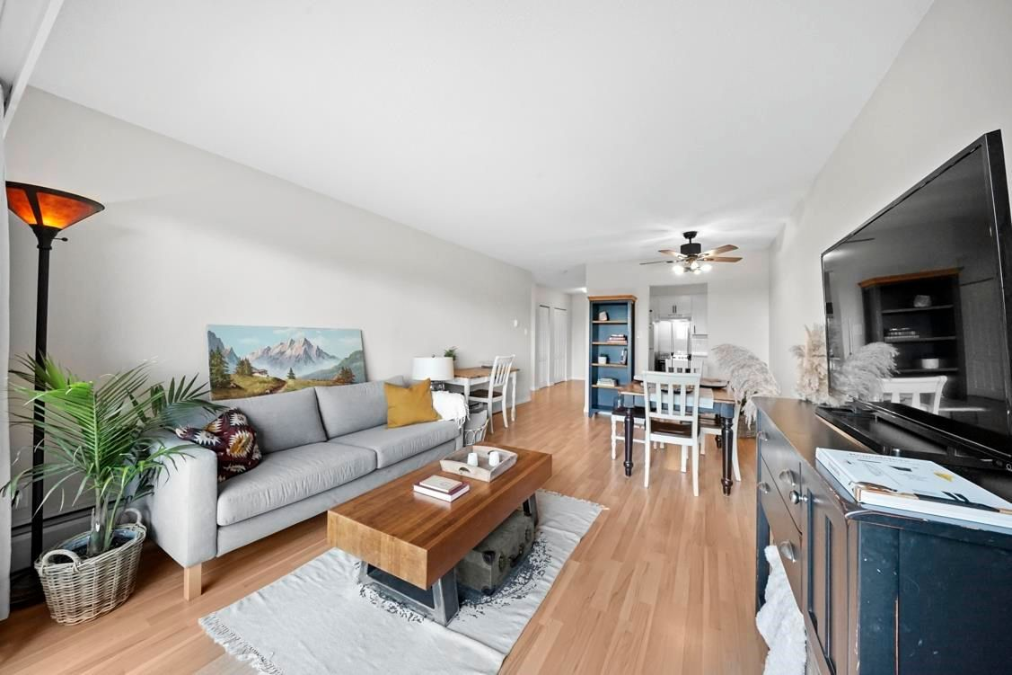 Main Photo: 307 611 BLACKFORD Street in New Westminster: Uptown NW Condo for sale : MLS®# R2587156