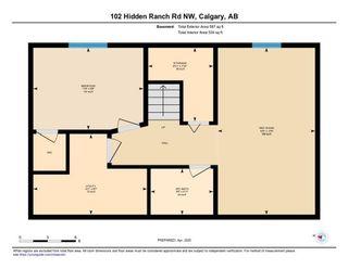 Photo 35: 102 HIDDEN RANCH Road NW in Calgary: Hidden Valley Detached for sale : MLS®# C4294129