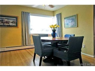 Photo 4:  in VICTORIA: SE Camosun House for sale (Saanich East)  : MLS®# 410055