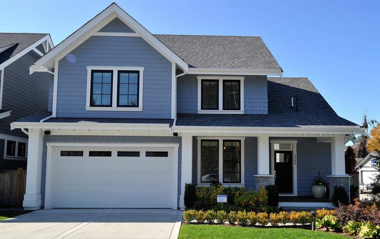 "Main Photo: 1569 130 Street in Surrey: Crescent Bch Ocean Pk. House for sale in ""Westpointe"" (South Surrey White Rock)  : MLS®# R2355896"
