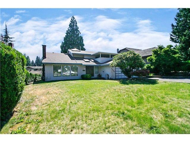 Photo 2: Photos: 11760 RIDGECREST DR in Delta: Sunshine Hills Woods House for sale (N. Delta)  : MLS®# F1421179