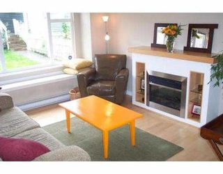 """Photo 5: 879 PRIOR ST in Vancouver: Mount Pleasant VE 1/2 Duplex for sale in """"STRATHCONA"""" (Vancouver East)  : MLS®# V546201"""