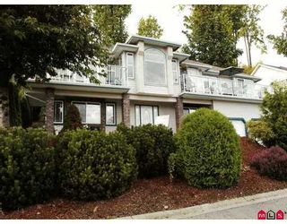 "Photo 1: 2639 DAYBREAK LN in Abbotsford: Abbotsford East House for sale in ""THE BLUFFS"" : MLS®# F2618892"