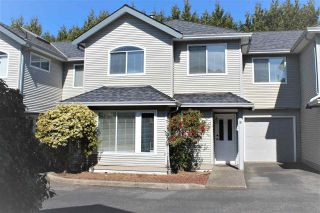 """Main Photo: 9 19271 FORD Road in Pitt Meadows: Central Meadows Townhouse for sale in """"MONTERRA NORTH"""" : MLS®# R2346216"""