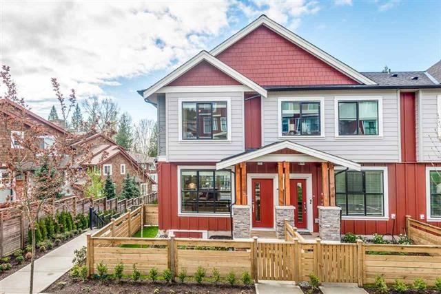 Main Photo: 47 13260 236 Street in Maple Ridge: Townhouse for sale : MLS®# r2591921