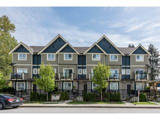 """Photo 1: 208 3488 SEFTON Street in Port Coquitlam: Glenwood PQ Townhouse for sale in """"SEFTON SPRINGS"""" : MLS®# R2165688"""