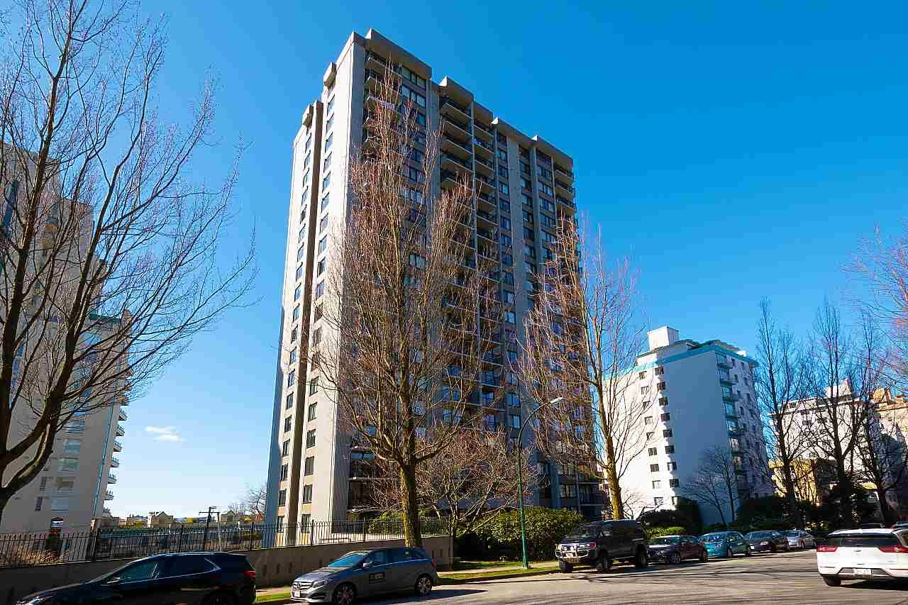 """Main Photo: 102 1330 HARWOOD Street in Vancouver: West End VW Condo for sale in """"WESTSEA TOWERS"""" (Vancouver West)  : MLS®# R2563139"""