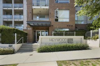 Photo 1: 108 1621 HAMILTON AVENUE in North Vancouver: Mosquito Creek Condo for sale : MLS®# R2486566
