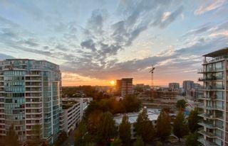 "Photo 1: 1507 6888 ALDERBRIDGE Way in Richmond: Brighouse Condo for sale in ""FLO"" : MLS®# R2614373"