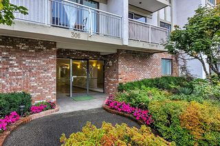 """Main Photo: 306 306 W 1ST Street in North Vancouver: Lower Lonsdale Condo for sale in """"La Viva Place"""" : MLS®# R2618100"""