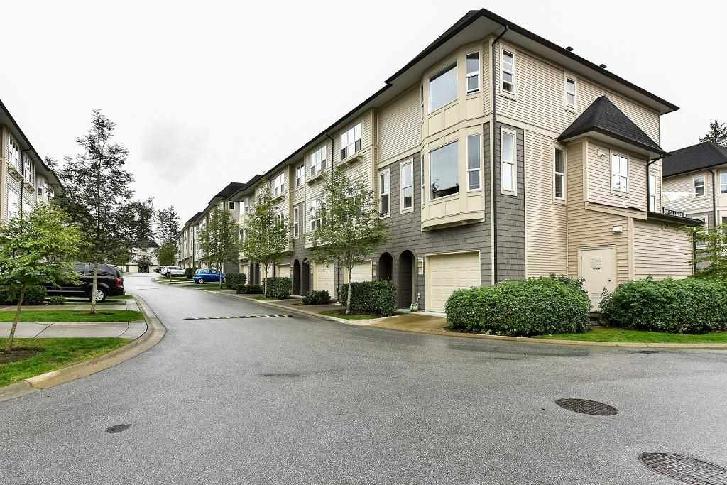 Main Photo: 40 7938 209 STREET in : Willoughby Heights Townhouse for sale : MLS®# R2115043