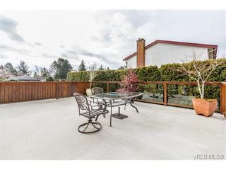 Photo 17: 1891 Hillcrest Ave in VICTORIA: SE Gordon Head House for sale (Saanich East)  : MLS®# 753253