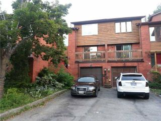 Photo 1: 1270 Cornerbrook Place in Mississauga: Erindale House (3-Storey) for lease : MLS®# W3621268