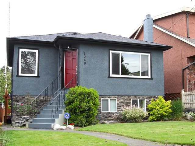 Photo 19: Photos: 1249 E 29TH AV in Vancouver: Knight House for sale (Vancouver East)  : MLS®# V1066592
