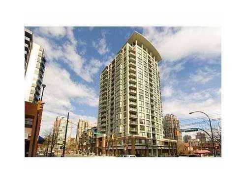 Main Photo: 308 1082 SEYMOUR Street in Vancouver West: Downtown VW Home for sale ()  : MLS®# V931476
