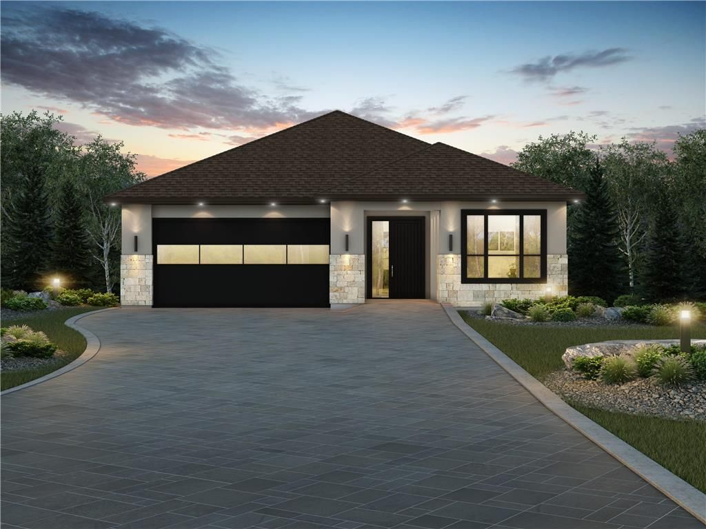 Artist rendering, Home is to be built *may not be exactly as shown*