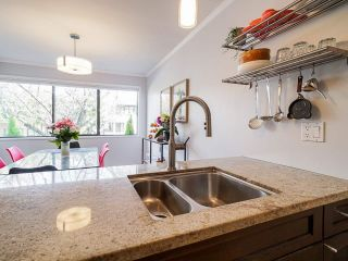 """Photo 10: 1 1214 W 7TH Avenue in Vancouver: Fairview VW Townhouse for sale in """"MARVISTA COURTS"""" (Vancouver West)  : MLS®# R2560085"""