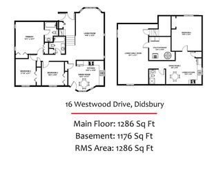 Photo 38: 16 Westwood Drive: Didsbury Detached for sale : MLS®# A1130968