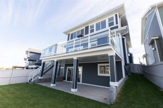 Photo 38: 6918 JOHNNIE CAINE Way in Edmonton: Zone 27 House for sale : MLS®# E4240856