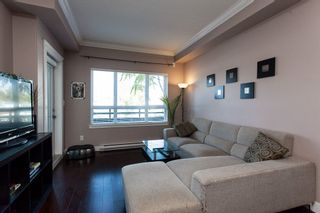 """Photo 4: 203 2664 KINGSWAY Avenue in Port Coquitlam: Central Pt Coquitlam Condo for sale in """"KINGSWAY GARDEN"""" : MLS®# R2112381"""
