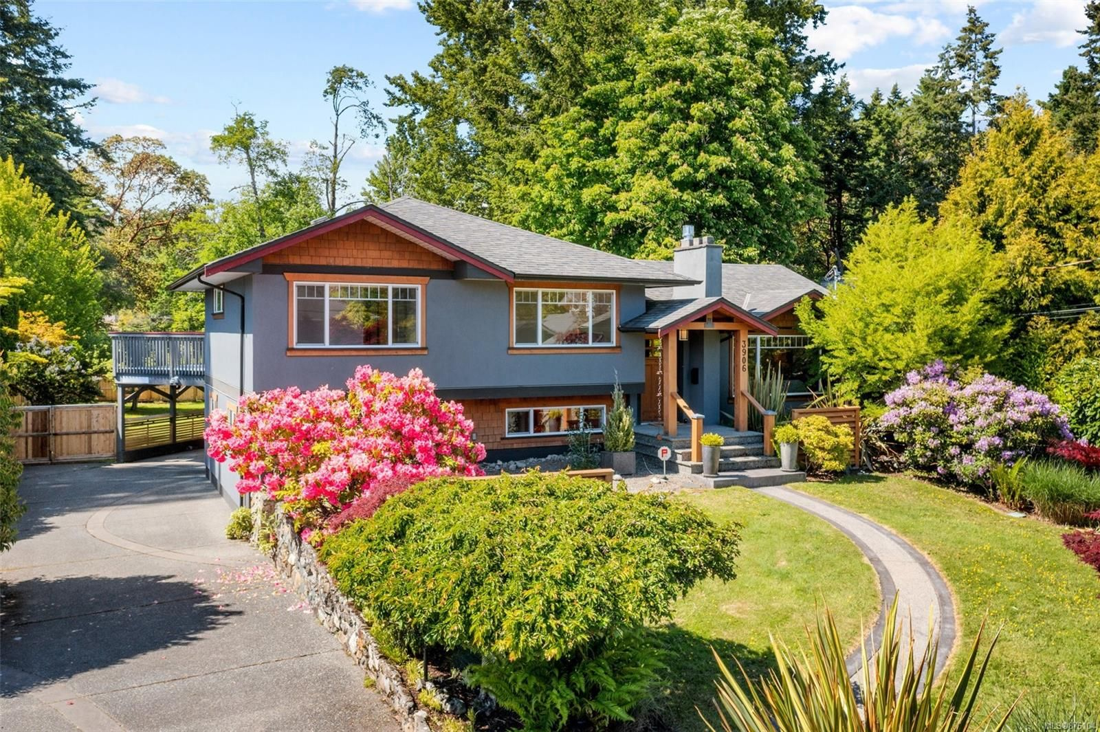 Main Photo: 3906 Rowley Rd in : SE Cadboro Bay House for sale (Saanich East)  : MLS®# 876104