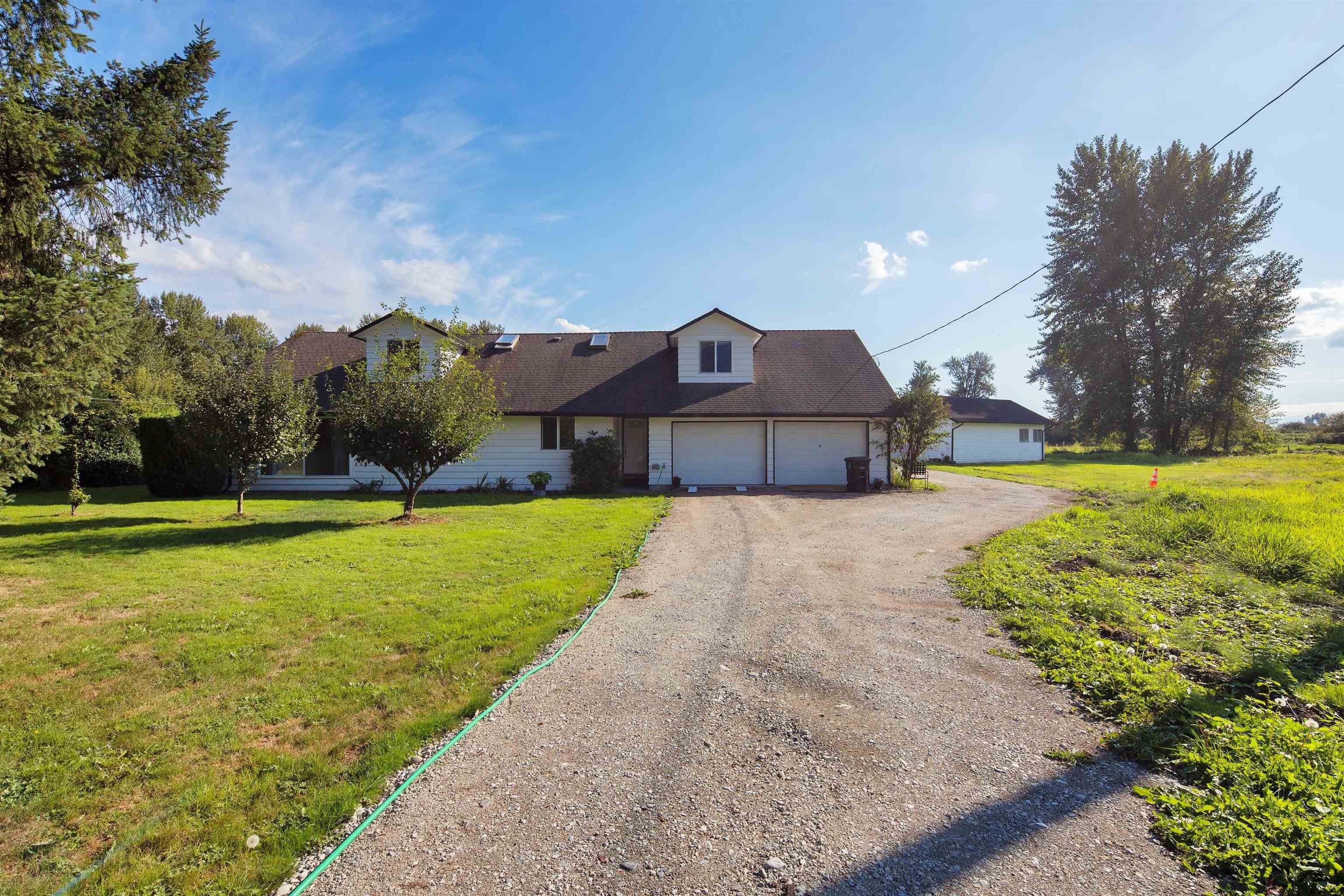 Main Photo: 19658 RICHARDSON Road in Pitt Meadows: North Meadows PI House for sale : MLS®# R2616739